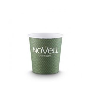 Caja de 50 Vasos de Papel de 100cl de Novell