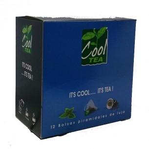 Caja de 12 Muestras de Cool Tea