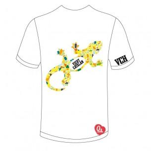 Camiseta Vichy Catalán Gaudí Color Blanco
