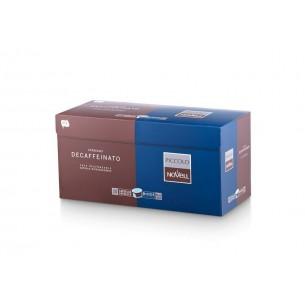 Cápsulas de café descaffeinato biodegradables Novell - 50 Cápsulas