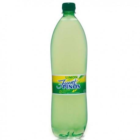 FuentPinos Limón PET 1,25L - 6 ud