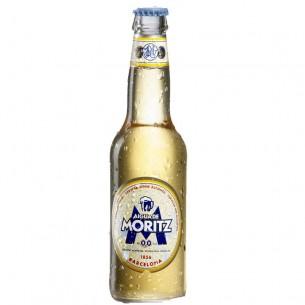 Agua de Moritz 0,33L - 6 botellas