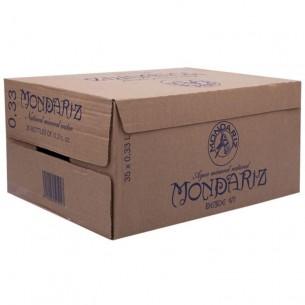 Mondariz Agua Mineral Natural vidrio 0,33L - 35 ud