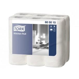 Rollo de papel de cocina Tork 2 capas 6 ud