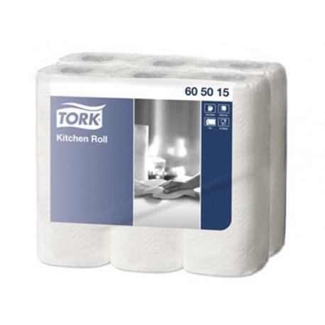 Rollo de Cocina Tork 2 capas 6 ud