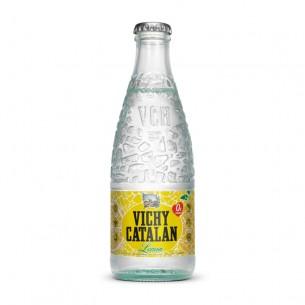Vichy Catalan Lemon vidrio 0,25L - 6 ud