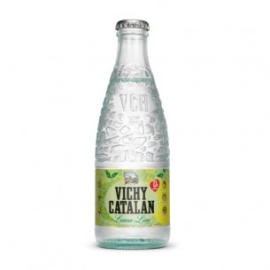 Vichy Catalan Lima-Limón vidrio 0,25L - 6 ud