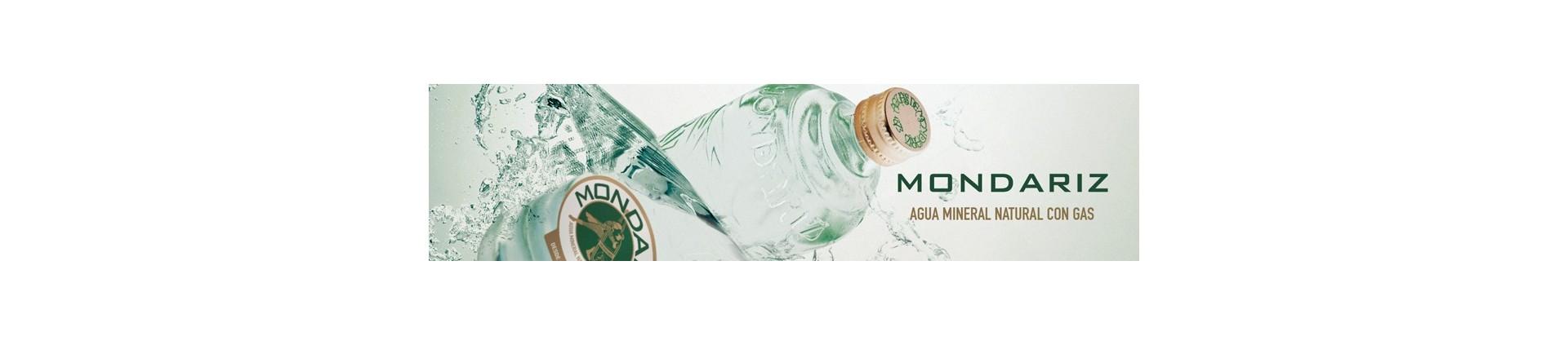 Agua Mineral Carbónica Mondariz, agua con gas - La Tienda Vichy